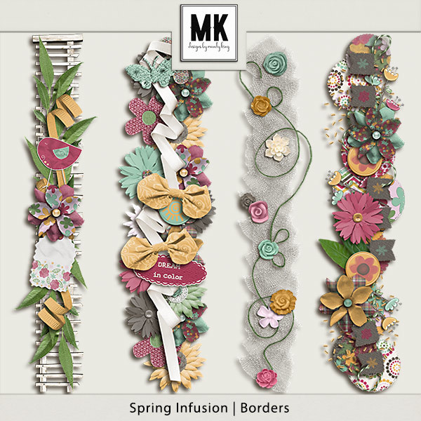 Spring Infusion - Borders