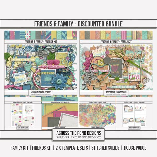Friends & Family - Discounted Bundle