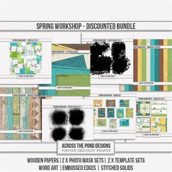 Spring Workshop - Discounted Bundle