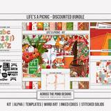 Life's A Picnic - Page Kit