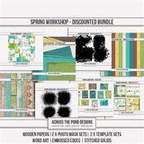 Spring Workshop - Template Set 1