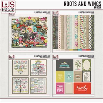Roots And Wings - Bundle