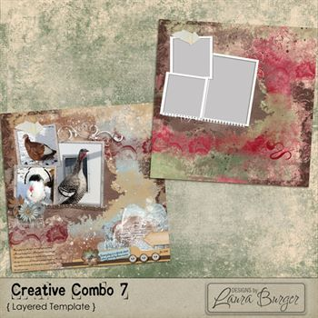 Creative Combo Template Set 7