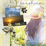 Let The Sun Shine Thru Photo Masks