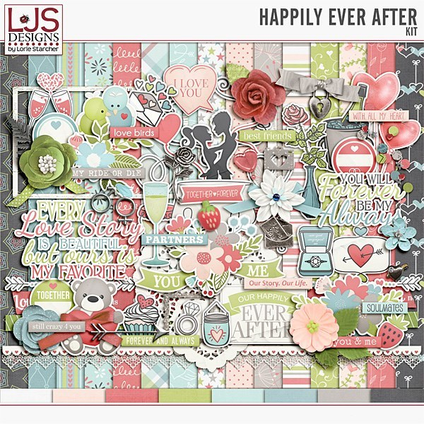Happily Ever After - Kit