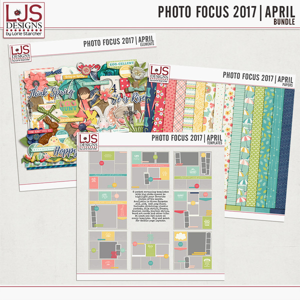 Photo Focus 2017 - April Bundle