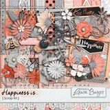 Happiness Is...scrap Kit