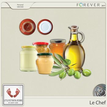 Le Chef Condiments