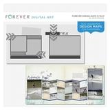 Forever Design Maps 13 12x12