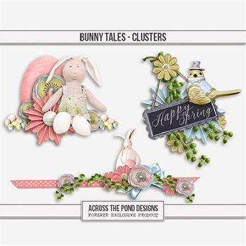 Bunny Tales - Clusters