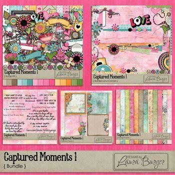 Captured Moments 1 Bundle