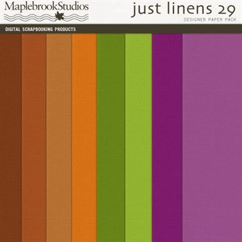 Just Linens Paper Pack No. 29