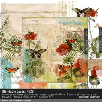 Blendable Layers No. 20