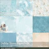 Delmar Shores Paper Pack
