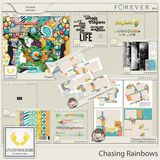 Chasing Rainbows Mini Borders