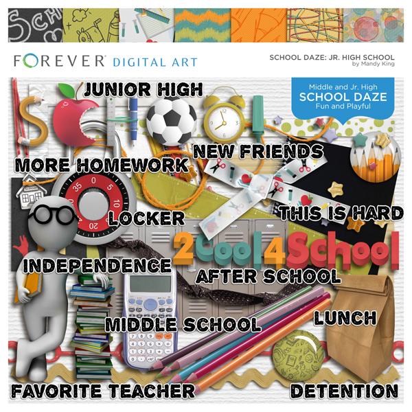 School Daze Jr. High School