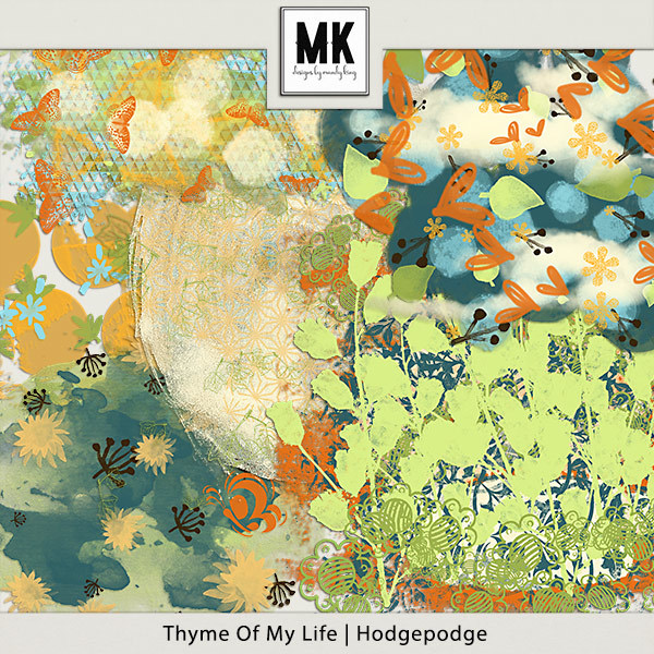 Thyme Of My Life - Hodgepodge