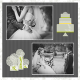 Wedding Digital Pre-designed Pages