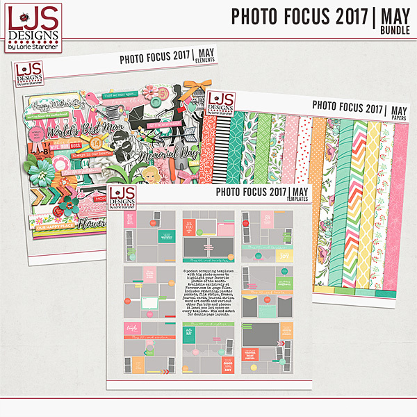 Photo Focus 2017 - May Bundle