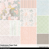 Cambrianna Paper Pack
