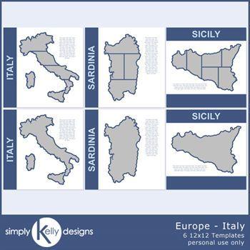Europe - Italy