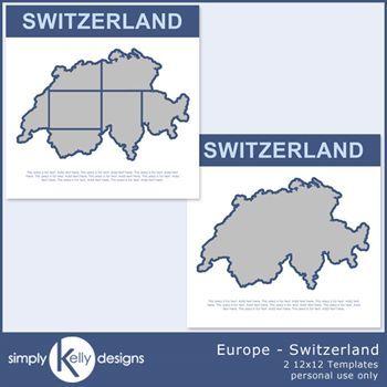 Europe - Switzerland