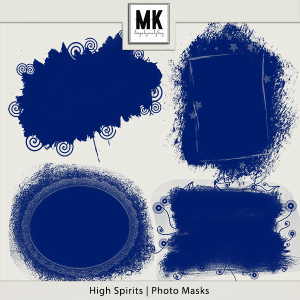 High Spirits - Photo Masks