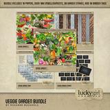 Veggie Garden Stakes