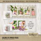 Colors Of Spring Mugs