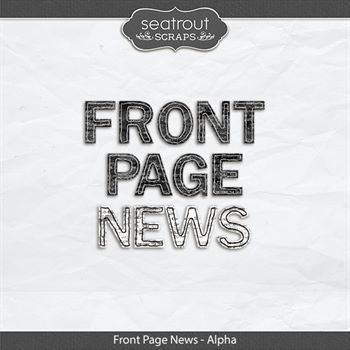 Front Page News - Alphas
