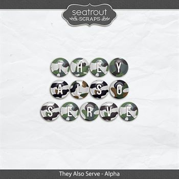 They Also Serve - Alphas