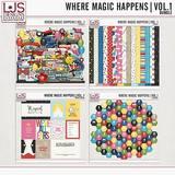Where Magic Happens Vol. 1 - Bundle