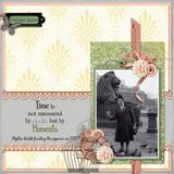 Somewhere In Time Scrap Kit