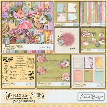 Glorious Spring Bundle Fwp Extra