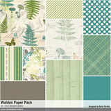 Walden Scrapbook Kit