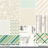 Walden Add-on Paper Pack