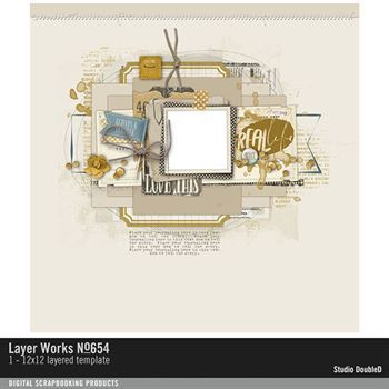 Layer Works No. 654