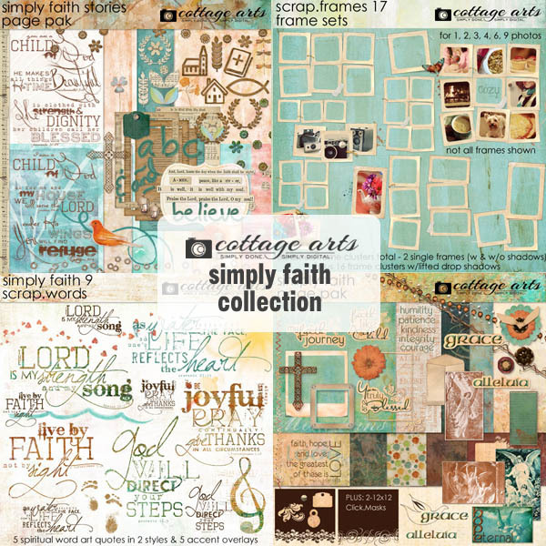 Simply Faith Collection