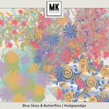 Blue Skies & Butterflies - Hodgepodge