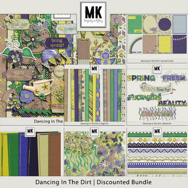 Dancing In The Dirt - Discounted Bundle