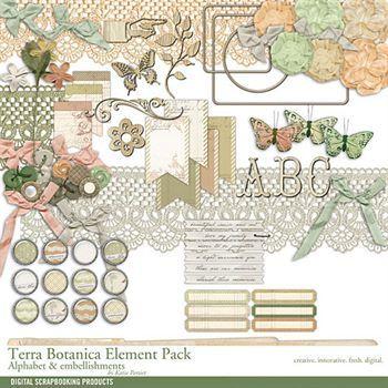 Terra Botanica Element Pack