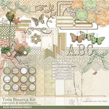 Terra Botanica Kit