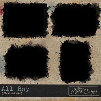 All Boy Masks