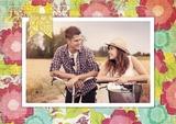 Spring Adventures 7x5 Book