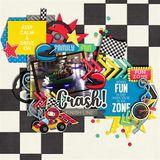 Summer Days - Fun Zone - Elements