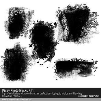 Piney Photo Masks No. 01