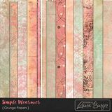 Simple Pleasures Grunge Papers Forever Exclusive
