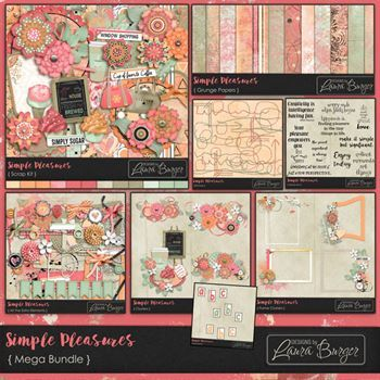 Simple Pleasures Mega Bundle Forever Exclusive