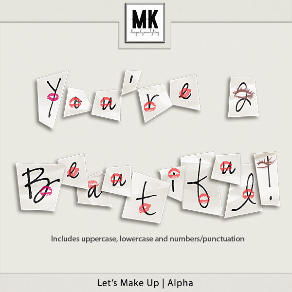 Let's Make Up - Alpha