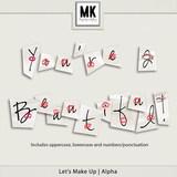 Let's Make Up - Alpha